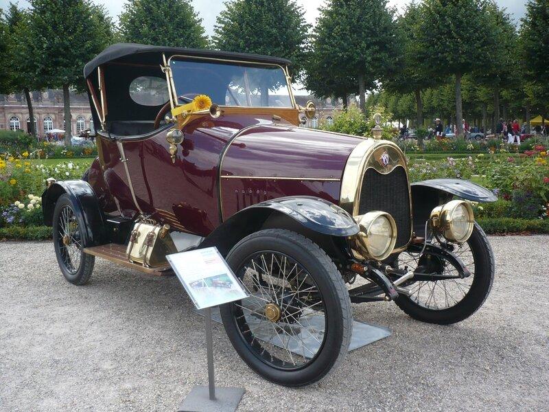 NSU 5-15PS Sport Roadster 2-Sitzer 1914 Schwetzingen (1)