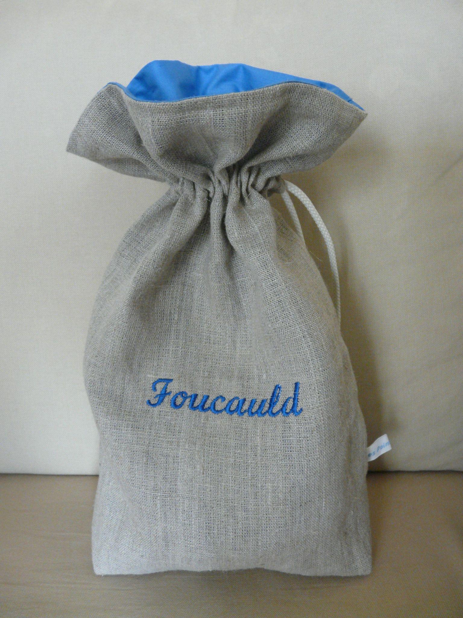 Sac Bauchon Foucauld