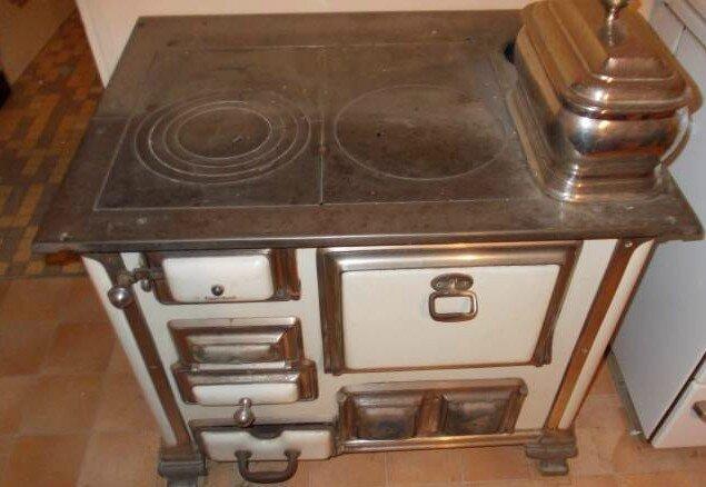 cuisinière bois