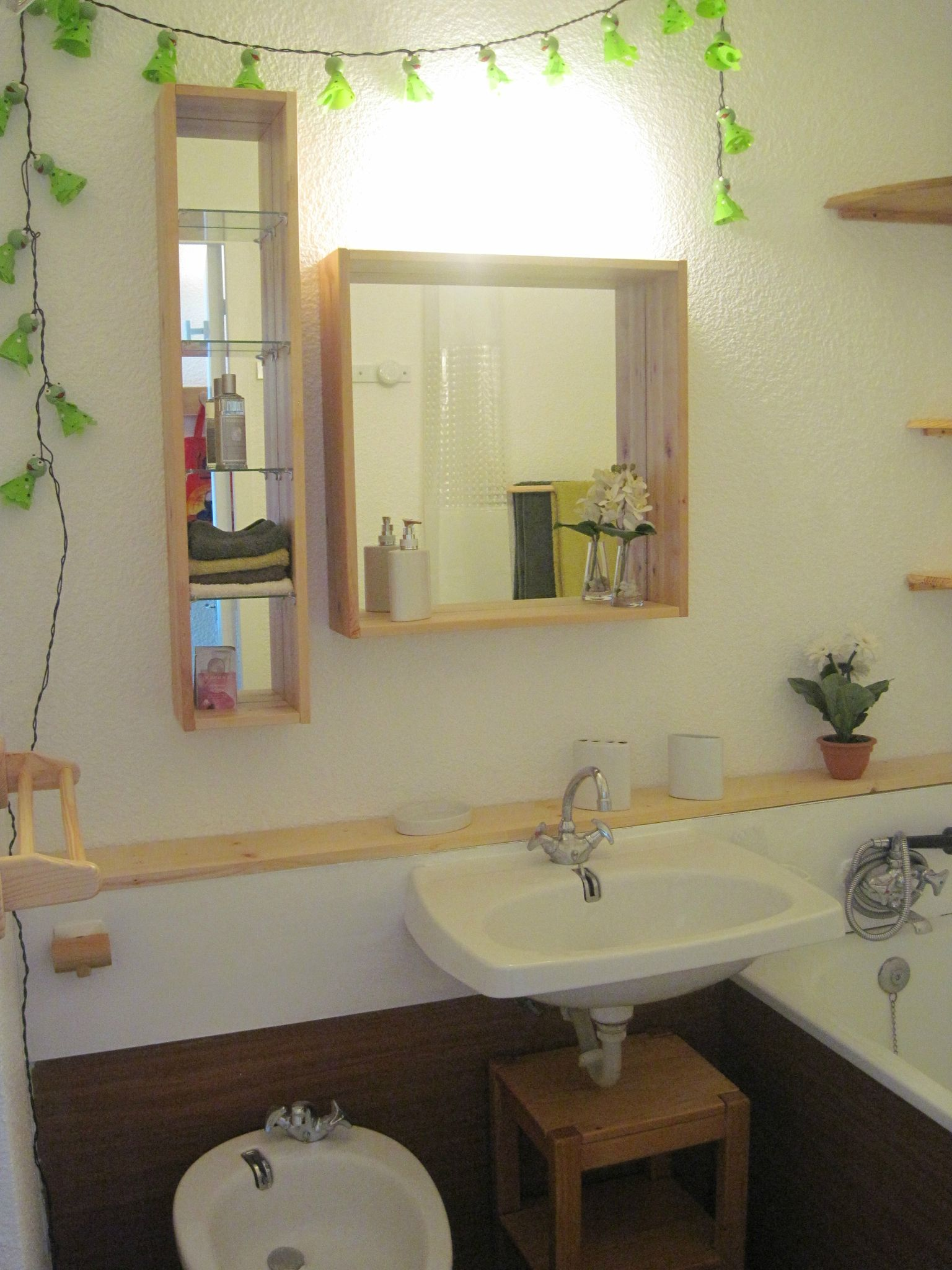 Salle de bain du studio