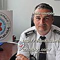 Frédéric Huignard - commissaire , Cherbourg ,usurpé ,