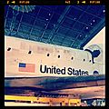 National Air & Space Museum Steven F. Udvar-Hazy Center, Washington DC