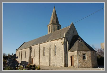 Urville-Bocage - église
