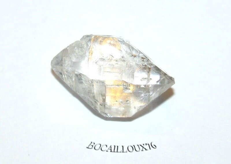 QUARTZ Diamant d'Herkimer 4 Naturel