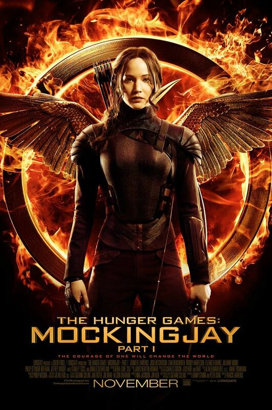 mockingjay official poster