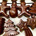 Le tempérage du chocolat (zen, restons zen)