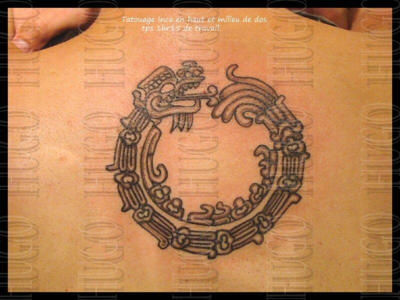 Inca Photo De Photos Tatouages Hugo Tattoo