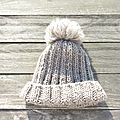 Bonnet braille beanie de we are knitters