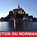 Avenir du mt st michel: edouard philippe tranche, enfin, en faveur de la normandie!