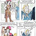 Les aventures de d'artignac (épisode 2)