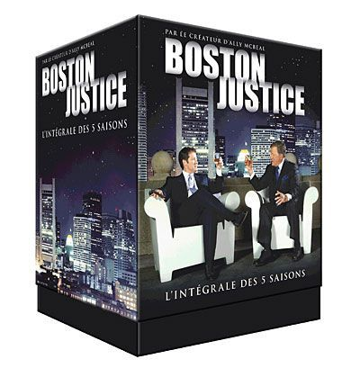 Boston Justice - Saisons 1 à 5 [2011]