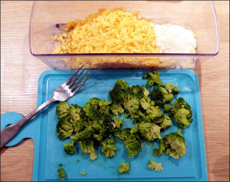 poulet brocolis ingrédients