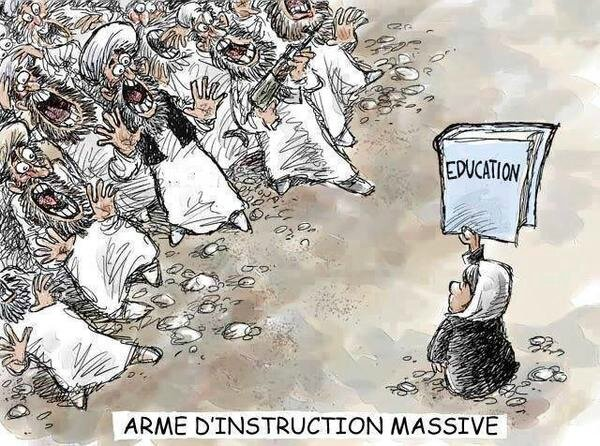 Arme d'instruction massive