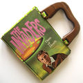 From book to handbag ....