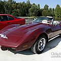 Chevrolet corvette stingray convertible roadster-1974