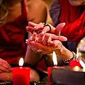 Rituel d'amour pour un mariage parfait et heureux avec maitre marabout tegbe