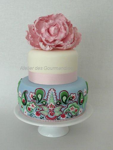 Gâteau AG design Mila