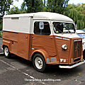 Le citroen type hy
