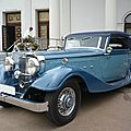 HORCH 670 Sport cabriolet 1931 Baden Baden (1)