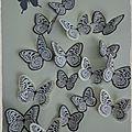 Commande papillons