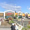 Family village limoges et auchan périgueux : supermarchés et couleur linguistique