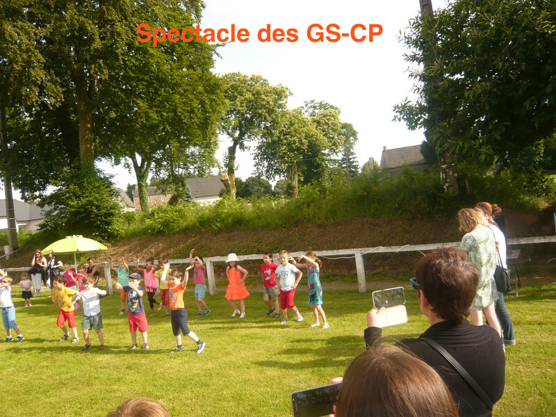 spectacle GS-CP