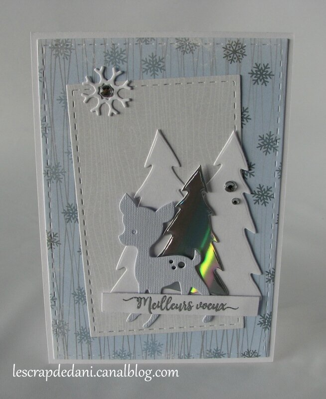 dani carte bambi bleu