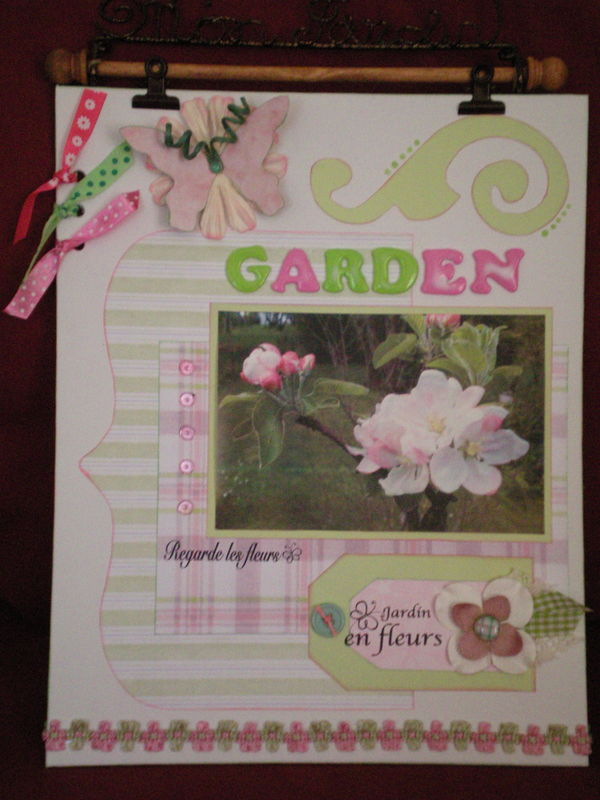 Canvas jardin