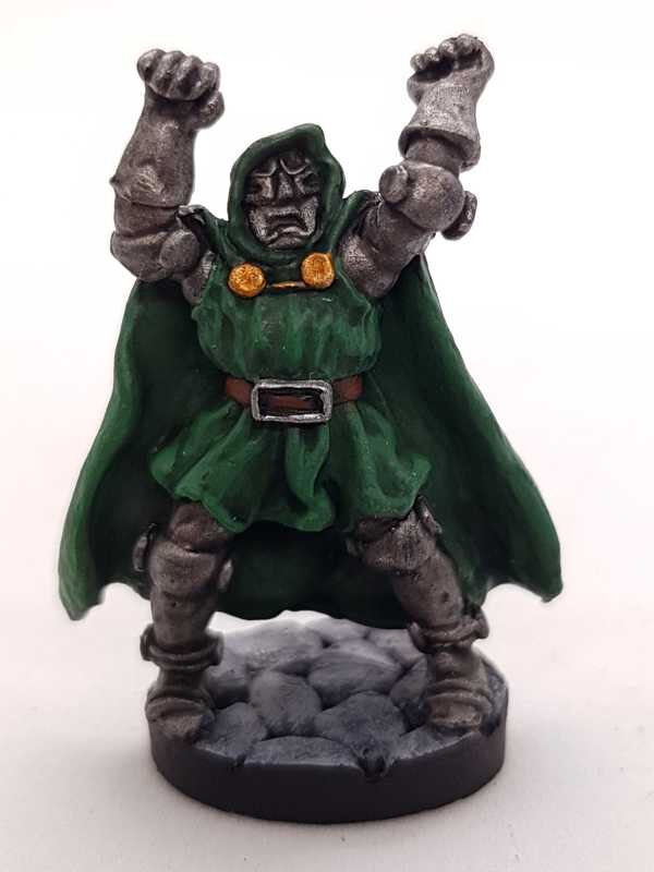Doctor Doom / TSR
