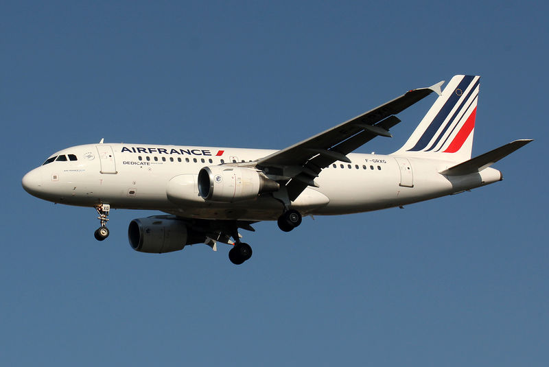 AIR FRANCE NOMME DEDICATE