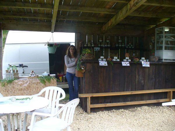 Boutique ouverte 1 JUILLET 2012