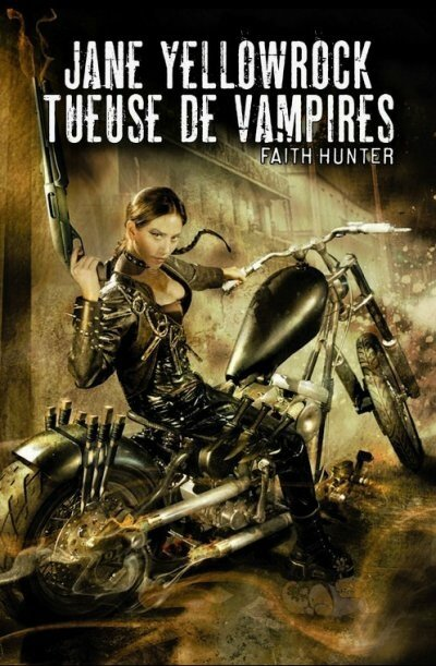 Jane Yellowrock, tome 1 : Tueuse de vampires