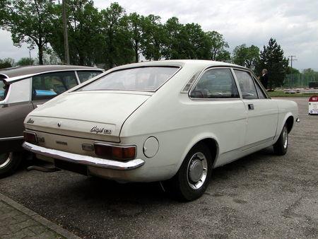 MORRIS Marina 1,3 Coupe 1975 Ideale DS Achenheim 2010 3