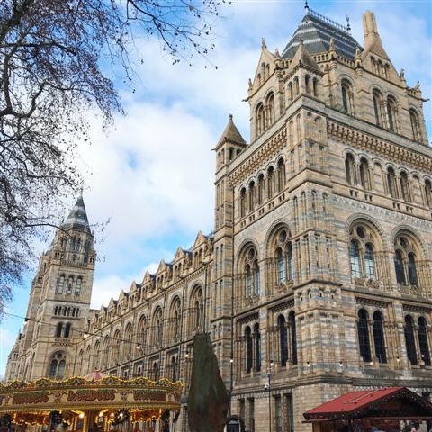 National History Museum London ©Kid Friendly