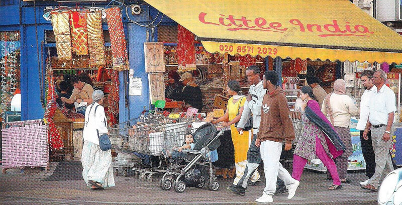 photo flux travailleurs - diaspora indienne