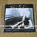 CD promotionnel Let Me Go-version néerlandaise (2013)