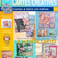 Avant premiere : passion cartes creatives n°14