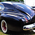 Rock 'n' wheels #4, raismes, buick two-door sedanette 1941