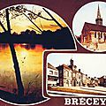 Villages normands, brecey.
