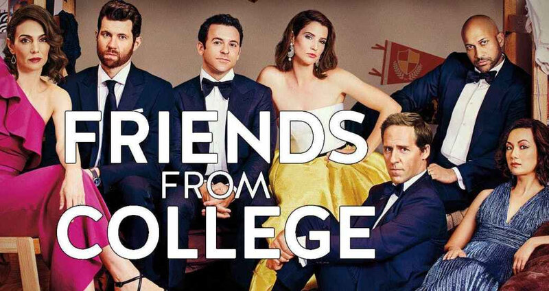 Friends-From-College-Saison-2-critique-netflix