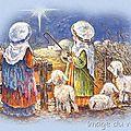 Le chant des bergers...