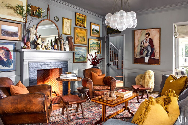 The Nordroom The Charming Family Home of Emily Ward and Giovanni Ribisi