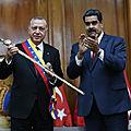 Le vénézuela prévoit la construction de mosqués turques