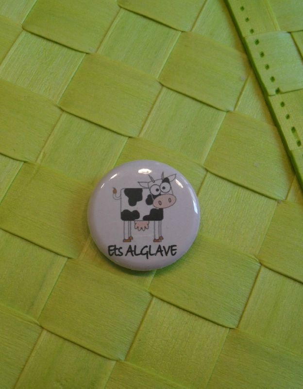 badge ets ALGLAVE