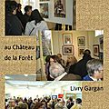 Vernissage de l'exposition 2012