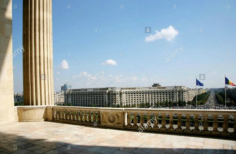 balcony-palace-of-parliament-bucharest-romania-A0WCYK