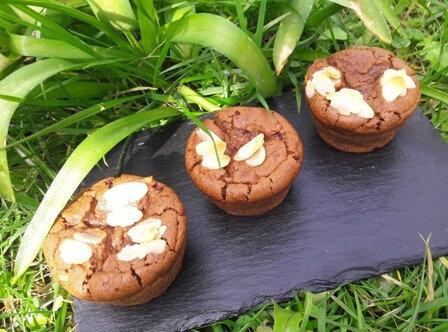 cakes choco- tofu soyeux