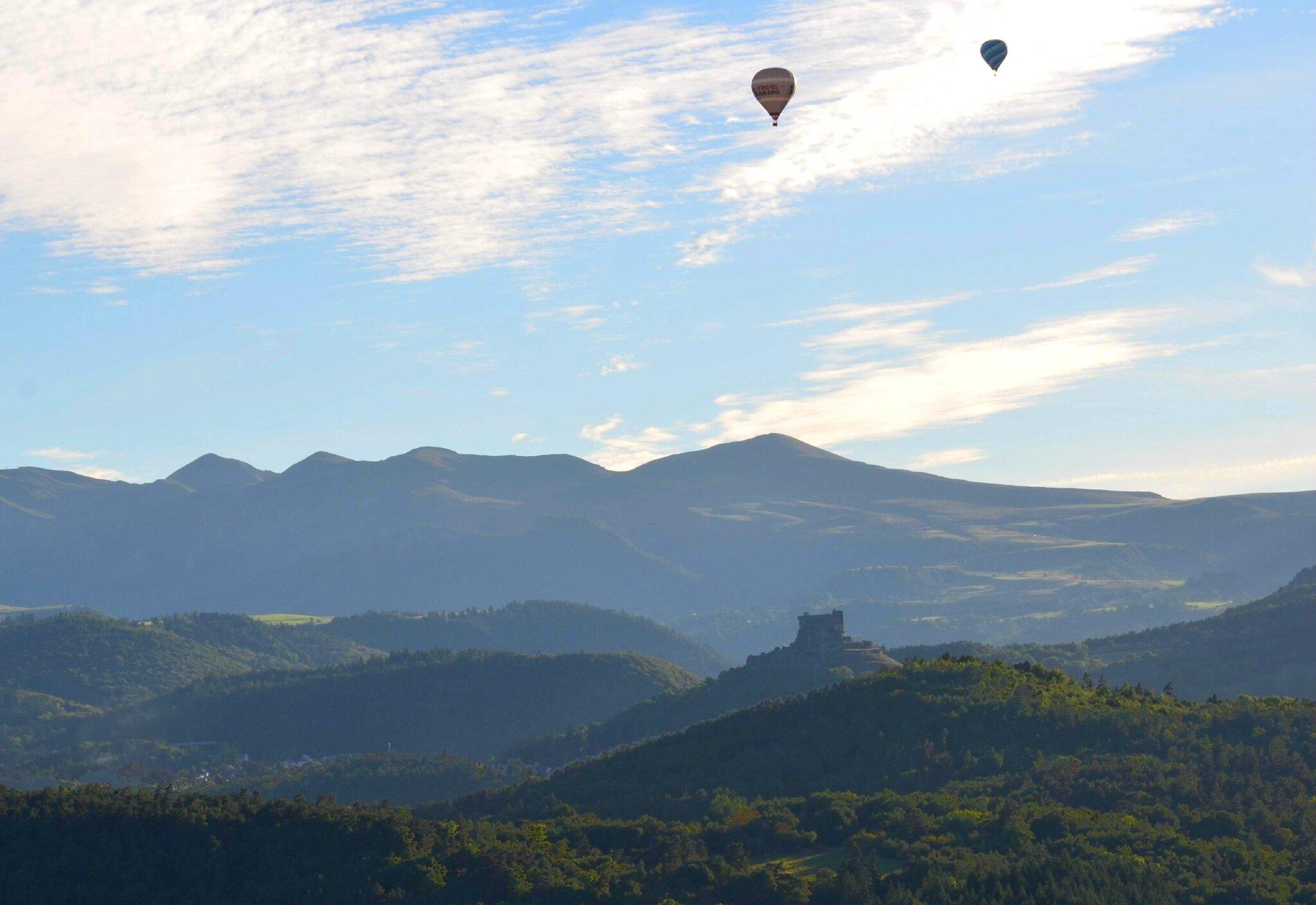 Au coeur des volcans d'Auvergne (2)
