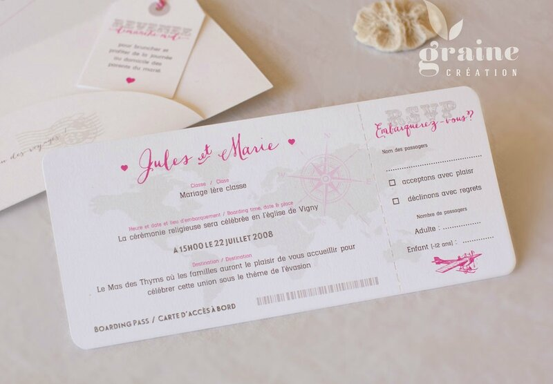 faire-part-billet-d'avion-billet-invitation