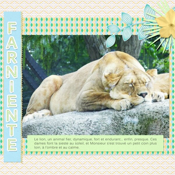 farniente lions